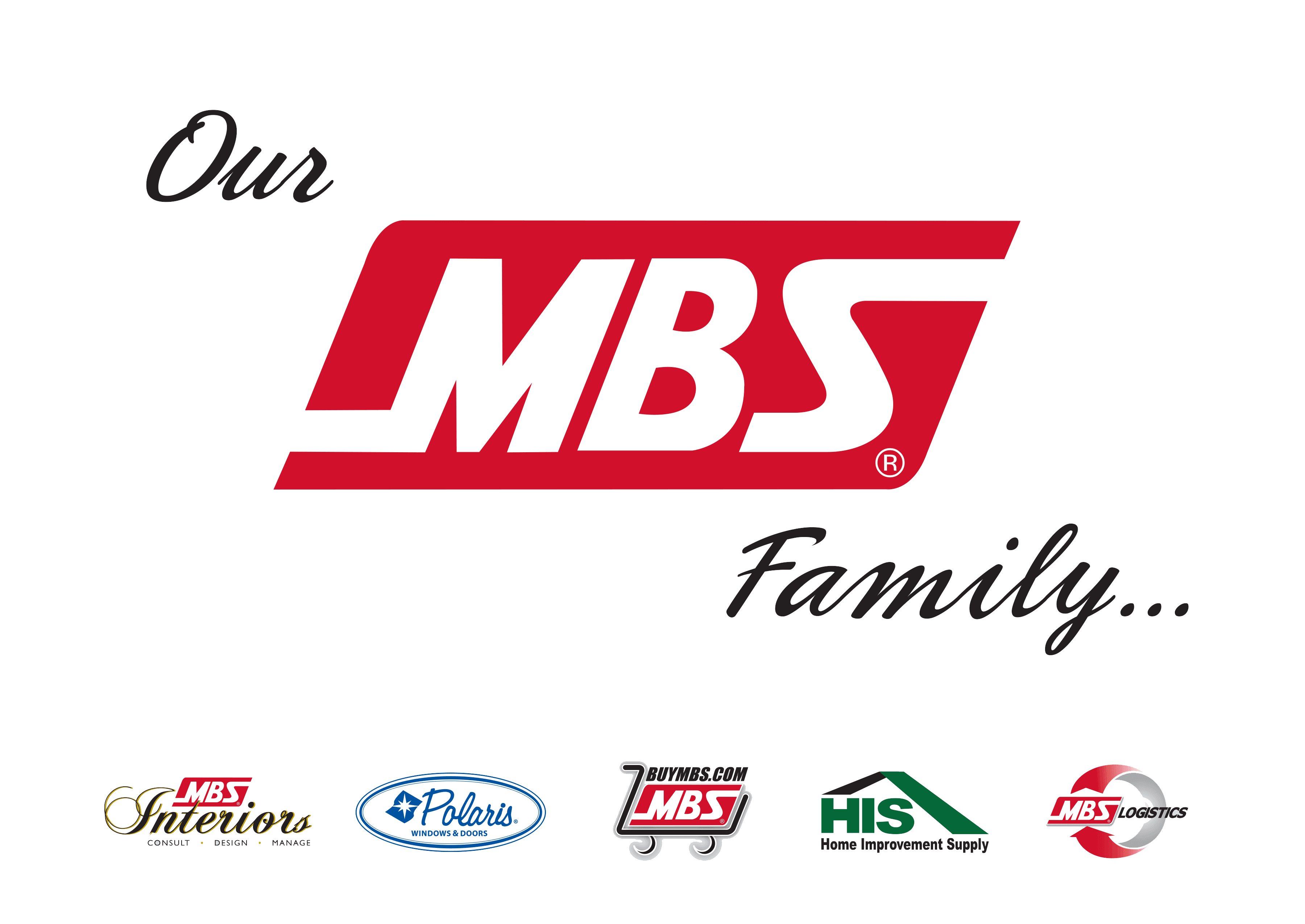 MBS is a family of companies