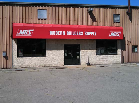 Modern Builders Supply, Erie Pennsylvania