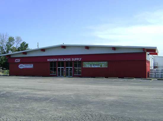 Modern Builders Supply, Indianapolis Indiana