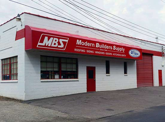 Modern Builders Supply, Mansfield Ohio
