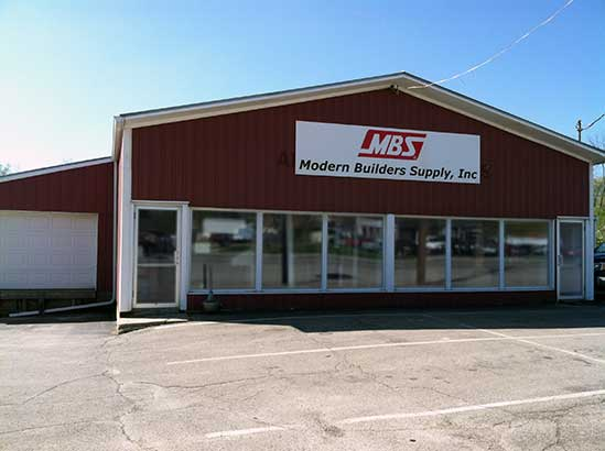 Modern Builders Supply, Muncie Indiana