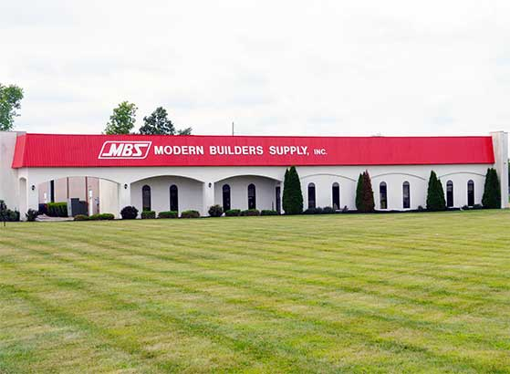 Modern Builders Supply, Norwalk Ohio
