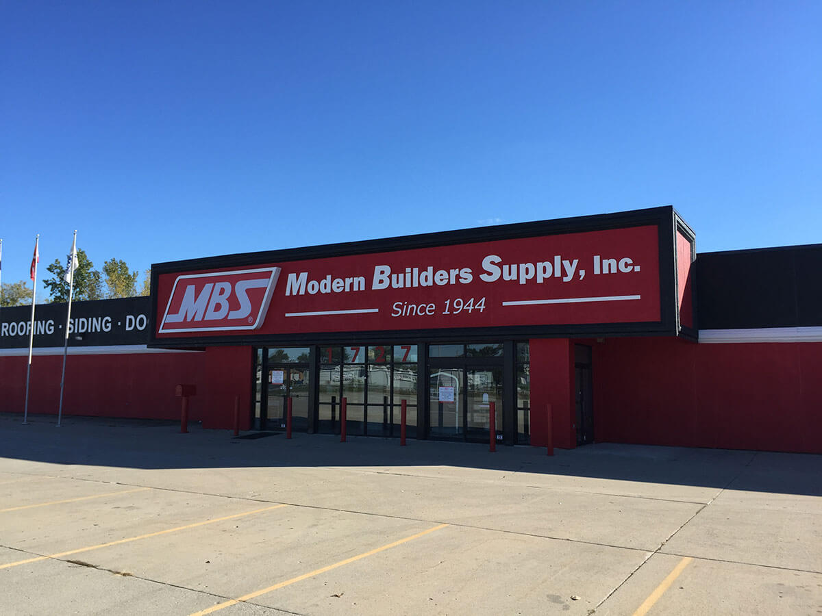Modern Builders Supply Fort Wayne In
