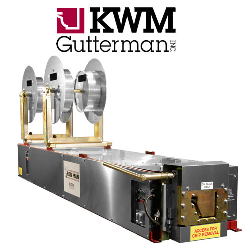 KWM Gutter Machines For Sale