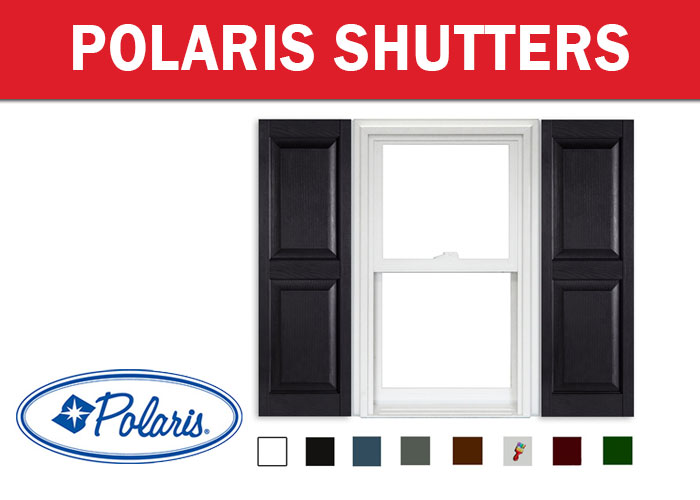 Polaris Shutters For Sale